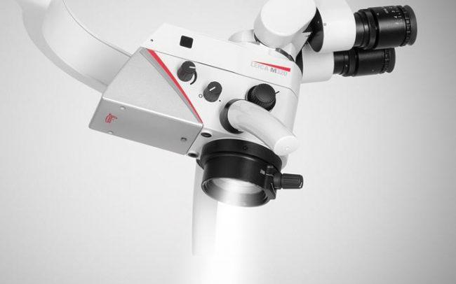 Leica M320 microscope